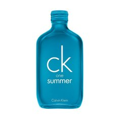 Tualetes ūdens Calvin Klein Ck One Summer Edition EDT unisex 100 ml