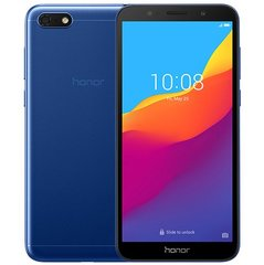 Honor 7S, Dual SIM, LTE, 16 GB, Синий