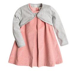 Cool Club komplekts: kleita ar īsam piedurknēm un bolero meitenēm, CCG1702971-00