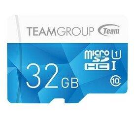 Atmiņas karte Flash Micro-SD 32GB Team UI 1A cena un informācija | Atmiņas karte Flash Micro-SD 32GB Team UI 1A | 220.lv