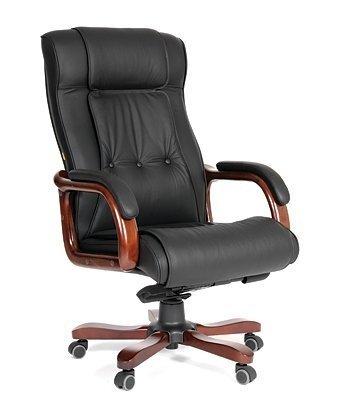 Офисное кресло Chairman 653, черное