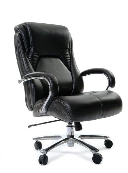 Biroja krēsls Chairman 402, melns