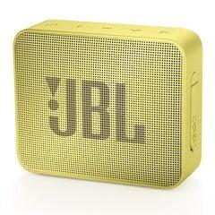 Bluetooth skaļrunis JBL GO 2, dzeltens