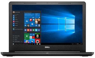 Dell Vostro 3568 i3-7130U 4GB 128GB Linux cena un informācija | Portatīvie datori | 220.lv