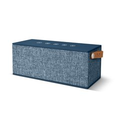 Bezvadu skaļrunis Hama Fresh'n Rebel Rockbox Brick Fabriq Edition, zils