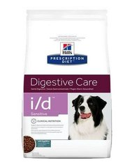Hill's сухой корм Prescription Diet Canine i/d Sensitive, 12 кг