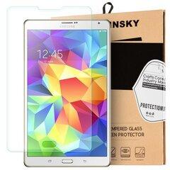 Aizsargstikls Wozinsky Premium, piemērots Samsung T705 / T700 Galaxy Tab S 8.4, caurspīdīgs цена и информация | Аксессуары для планшетов, электронных книг | 220.lv