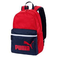 Рюкзак Puma Phase Ribbon, красный-синий цена и информация | Спортивные сумки и рюкзаки | 220.lv