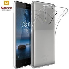 Mocco Ultra Back Case 0.3 mm Silicone Case for Xiaomi Redmi 6 Transparent