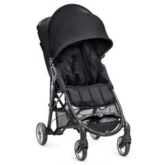 Sporta ratiņi Baby Jogger City Mini Zip, melni