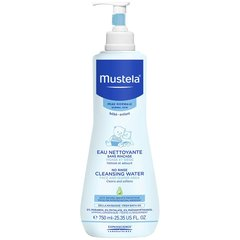 Очищающая вода Mustela Normal Skin No Rinse для детей 750 мл