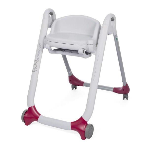 Barošanas krēsls Chicco Polly Progres 5, Cherry