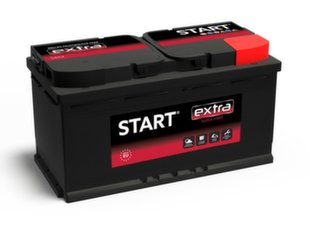 Akumulators Start Extra Super Start 100Ah 860A