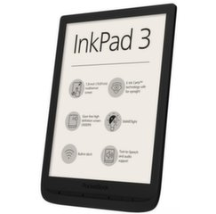 PocketBook InkPad 3 PB 740, Melns cena un informācija | PocketBook InkPad 3 PB 740, Melns | 220.lv
