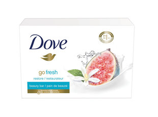 Ziepes Dove Go Fresh Restore Blue Fig & Orange Blossom Scent 100 g cena un informācija | Ziepes | 220.lv