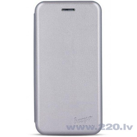 Beeyo Diva, priekš Samsung G955 Galaxy S8 Plus, Sudraba