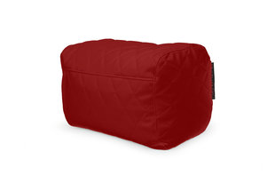 Sēžammaiss Plus Quilted Outside Dark Red(PUŠKU PUŠKU), tumši sarkans