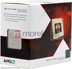 AMD FX-6350, 3.9GHz, 14MB, BOX (FD6350FRHKBOX)