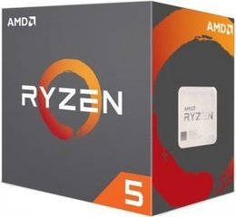 AMD Ryzen 5 1500X, 3.5GHz, 16MB (YD150XBBAEBOX)
