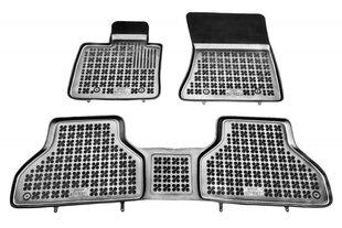 Guminiai kilimėliai BMW X5 E70 2006-2013/ BMW X6 E71 2008-2014 cena un informācija | Gumijas paklājiņi pēc auto modeļiem | 220.lv
