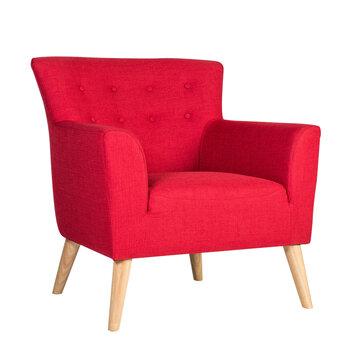 Krēsls Movie, sarkans