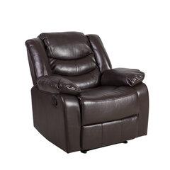 Krēsls Dixon, brūns