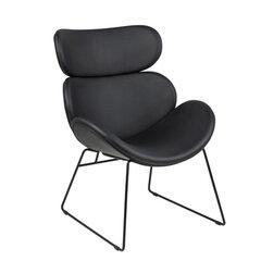 Krēsls Cazar, melns cena un informācija | Krēsls Cazar, melns | 220.lv