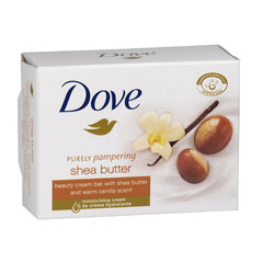Ziepes Dove Purely Pampering Shea Butter & Warm Vanilla Scent, 100 g cena un informācija | Ziepes Dove Purely Pampering Shea Butter & Warm Vanilla Scent, 100 g | 220.lv