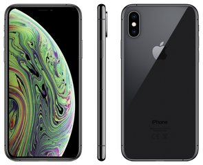 Apple iPhone Xs, 64 GB, pelēka