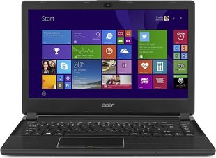 Acer TravelMate P446-M-77QP (NX.VCEAA.003) 8 GB RAM/ 128 GB SSD/ Windows 7 Professional PL Windows 10 Pro
