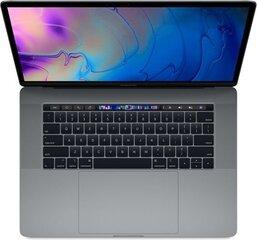 Apple Macbook Pro 15 z Touch Bar (MR942ZE/A/P1/D3) цена и информация | Ноутбуки | 220.lv