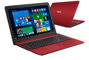 Asus R541UV (R541UV-DM1226T) 8 GB RAM/ 120 GB + 240 GB SSD/ Windows 10 Home