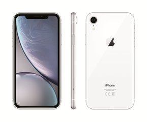 Apple iPhone XR, 256 ГБ, белый