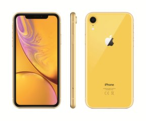 Apple iPhone XR, 256GB, Dzeltens