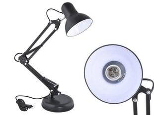 Galda statīvs Arm Black cena un informācija | Galda lampas | 220.lv