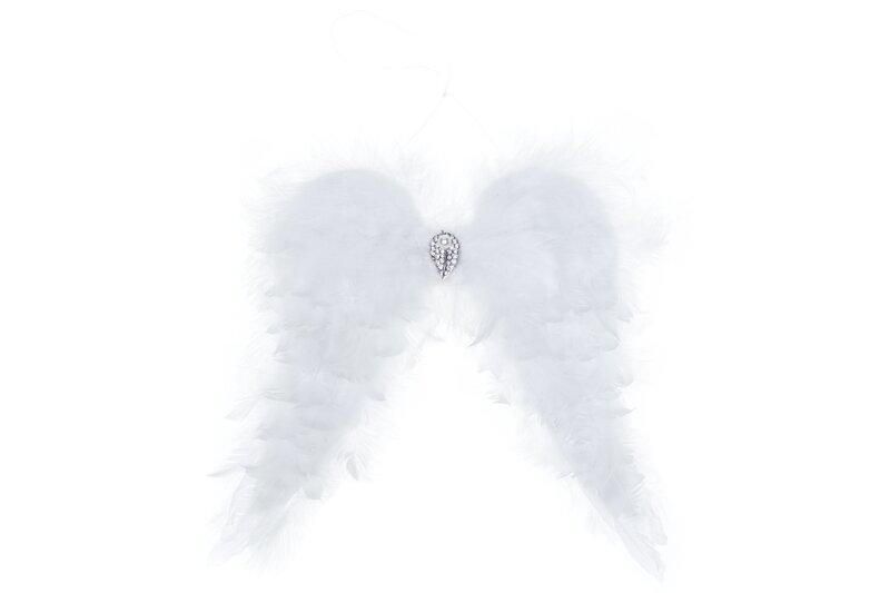 Eglītes rotājums Spārni, 1 gab.