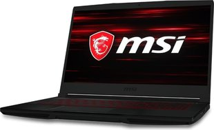 MSI GF63 8RC-039XPL 8 GB RAM/ 256 GB M.2 PCIe/ 128 GB SSD/ Windows 10 Home