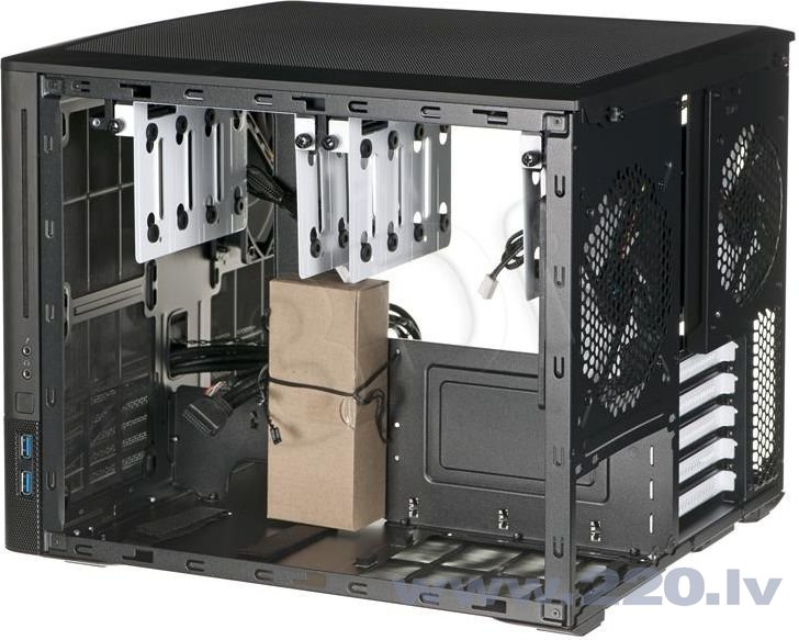 Fractal Design NODE 804 (FD-CA-NODE-804-BL-W) отзыв