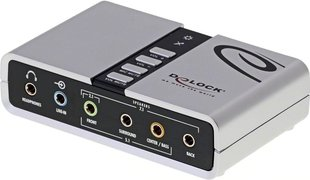 Delock Soundbox USB Sound 7.1 - 61803
