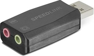 Speed Link VIGO USB Sound card Stereo (SL-8850-BK-01)