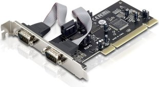 Conceptronic PCI CARD 2-PORT SERIAL (CI2PSER)