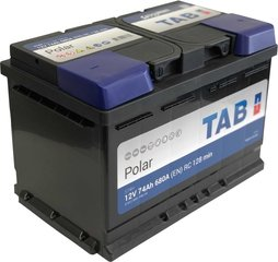 Akumulators TAB Polar 74Ah 680A