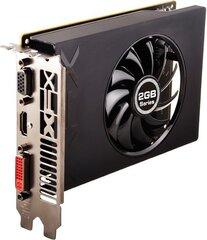 XFX Radeon R7 240 Core Edition 2GB DDR3 700/1600 (HDMI DVI VGA) (R7-240A-2TS4)