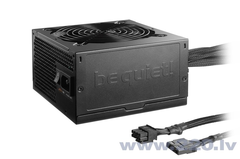 be quiet! System Power B9 600W Bulk (BN209) atsauksme