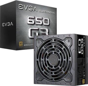 EVGA SuperNOVA G3 650W (220-G3-0650-Y1) cena un informācija | Barošanas bloki (PSU) | 220.lv