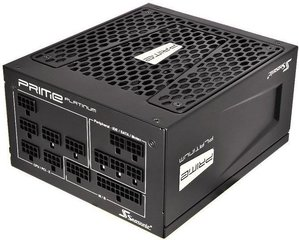 SeaSonic PRIME Platinum 650W (SSR-650PD)