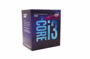 Core i3-8300, 3.7GHz, 8MB, BOX (BX80684I38300)