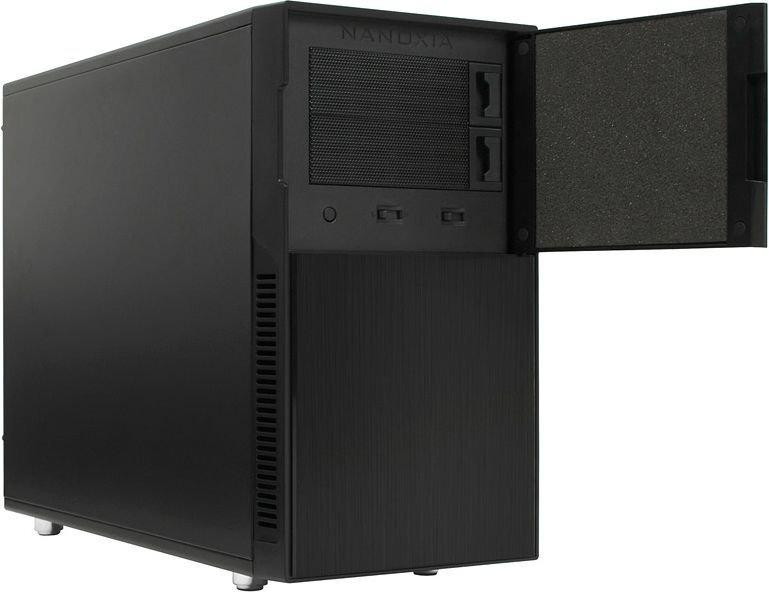 Nanoxia Deep Silence 4 juoda (600060400)