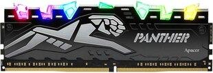 Apacer Panther Rage RGB DDR4, 8GB, 3000MHz, CL16 (EK.08G2Z.GJN )