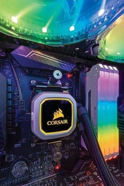 Corsair Vengeance RGB PRO DDR4, 2x16GB, 3000MHZ, CL15 (CMW32GX4M2C3000C15W )